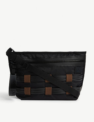 ACNE STUDIOS Abbey woven cord cross-body bag