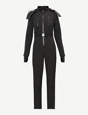 TOPSHOP Neptune Aio funnel neck shell jumpsuit