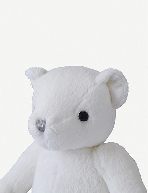 THE LITTLE WHITE COMPANY 2020 bear soft toy 19cm