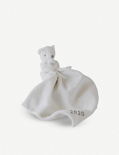 THE LITTLE WHITE COMPANY: 2020 bear 19cm