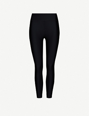 THE UPSIDE High-rise stretch-jersey leggings