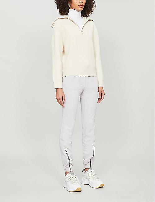 COTTON CITIZEN The Milan cotton-jersey jogging bottoms