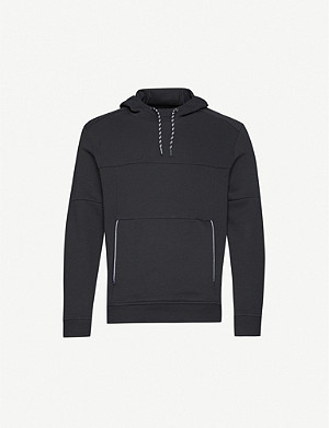 THE NORTH FACE Logo-print stretch-jersey hoody