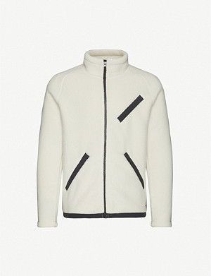 THE NORTH FACE Cragment zipped recycled-polyester fleece jacket