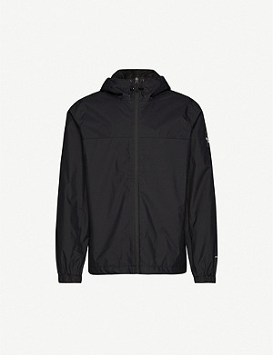 THE NORTH FACE Mountain Q brand-print shell jacket