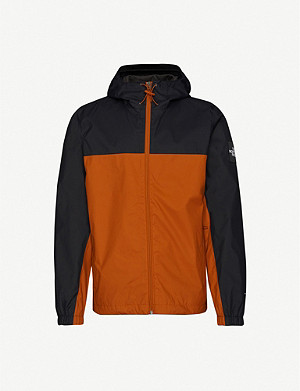 THE NORTH FACE Mountain Q colour-blocked brand-print shell jacket