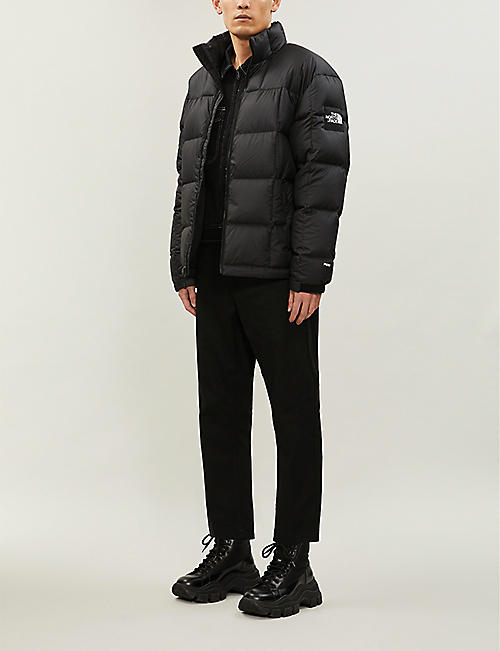 THE NORTH FACE Lhotse padded shell-down jacket