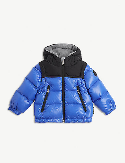 MONCLER Giubotto padded jacket 9-36 months
