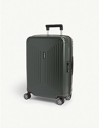 SAMSONITE: Neopulse spinner four-wheel suitcase 55cm