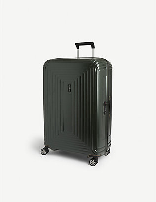SAMSONITE: Neopulse spinner four-wheel suitcase 75cm