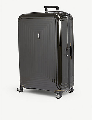 SAMSONITE: Neopulse spinner four-wheel suitcase 81cm