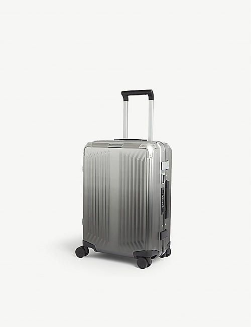 SAMSONITE: Lite-Box hardside four-wheel suitcase 55cm