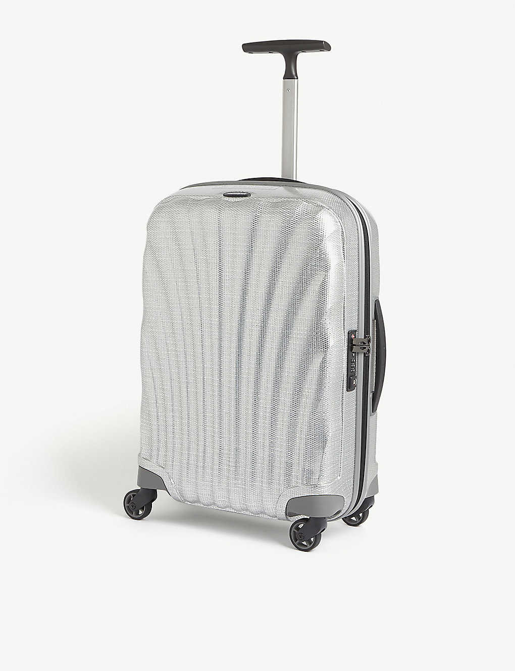 SAMSONITE: Cosmolite four-wheel suitcase 55cm