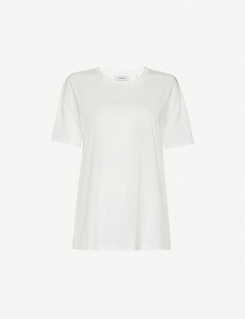 VAARA Lana oversized cotton T-shirt