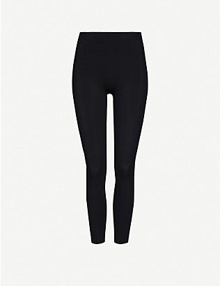 VAARA: Millie high-rise stretch-woven leggings