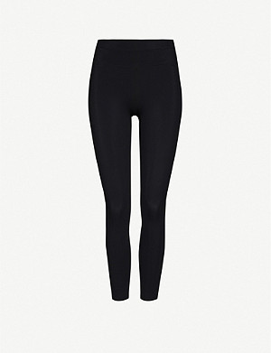 VAARA Millie high-rise stretch-woven leggings