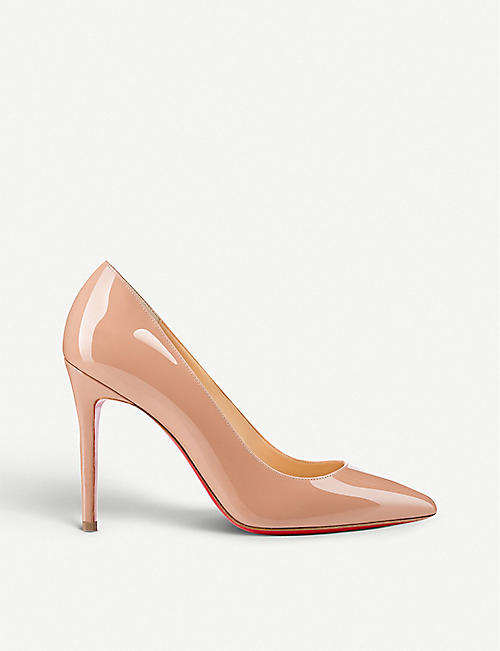CHRISTIAN LOUBOUTIN: Pigalle 100 patent