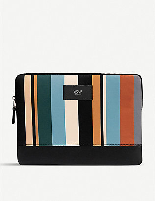 WOUF: Tramonto canvas iPad case