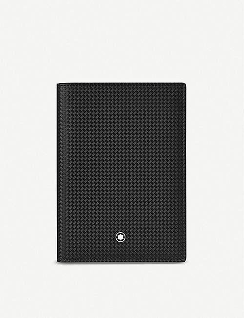 MONTBLANC: Extreme 2.0 leather passport holder