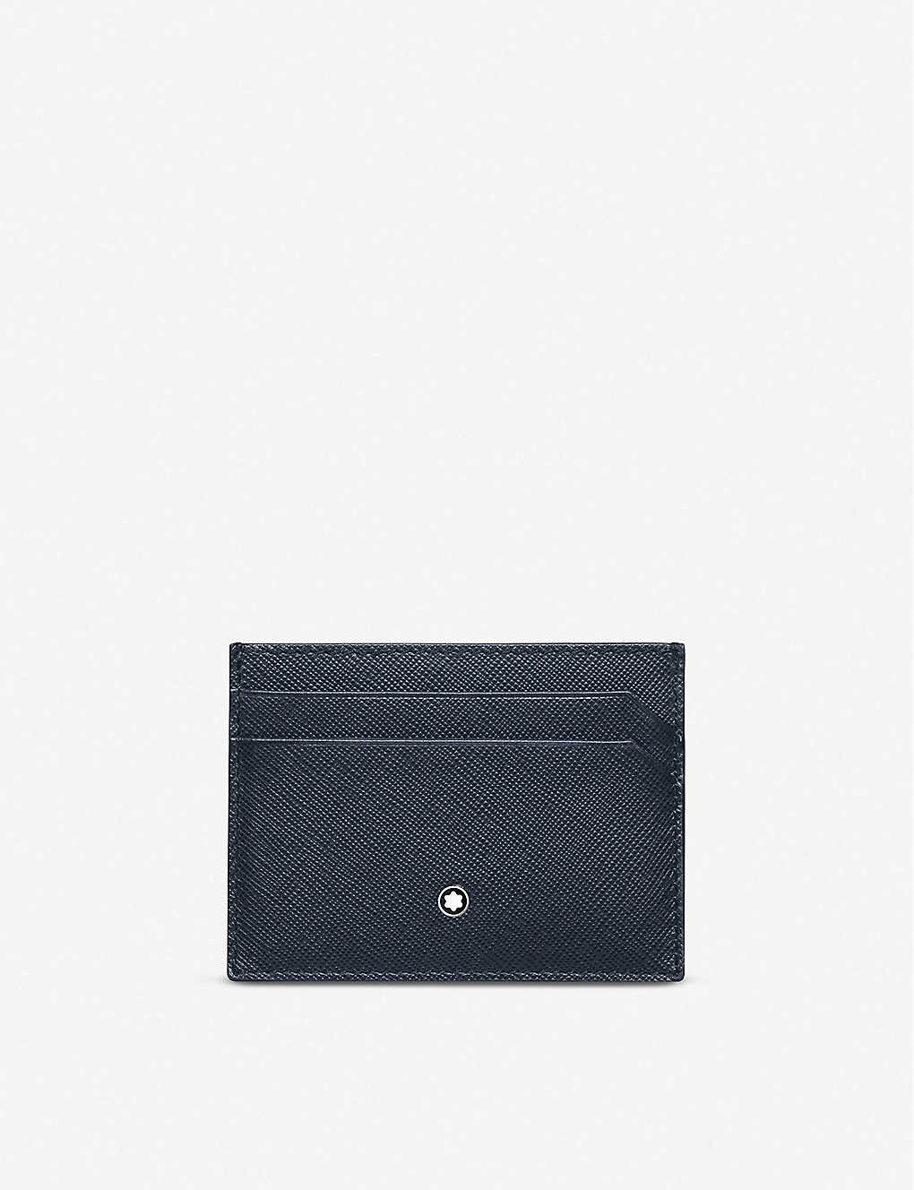 MONTBLANC: Sartorial 5cc leather card holder