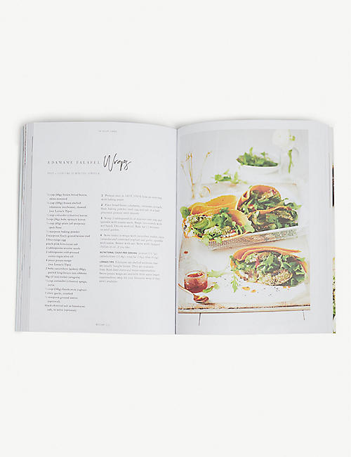 LORNA JANE Eat Good Food cookery book