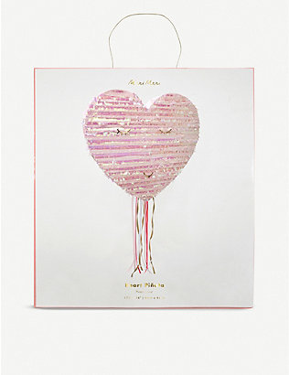 VALENTINES: Heart party piñata 43cm