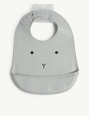 LIEWOOD Tilda silicone rabbit bibs set of two