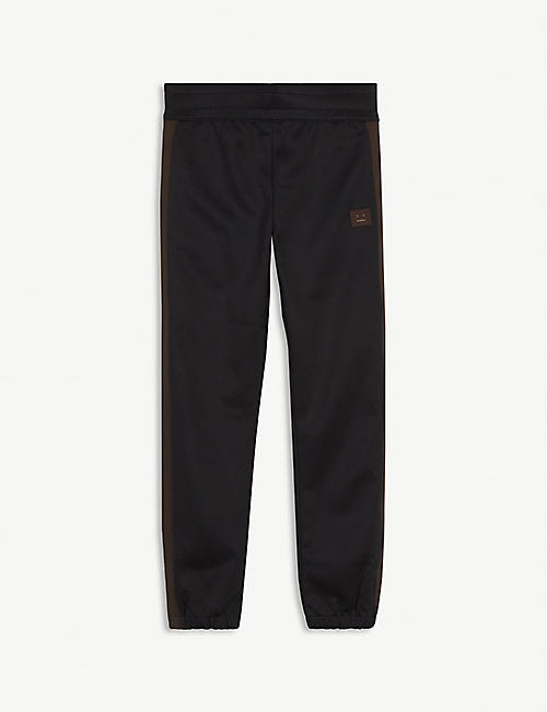 ACNE STUDIOS Prescot striped jogging bottoms 3-10 years