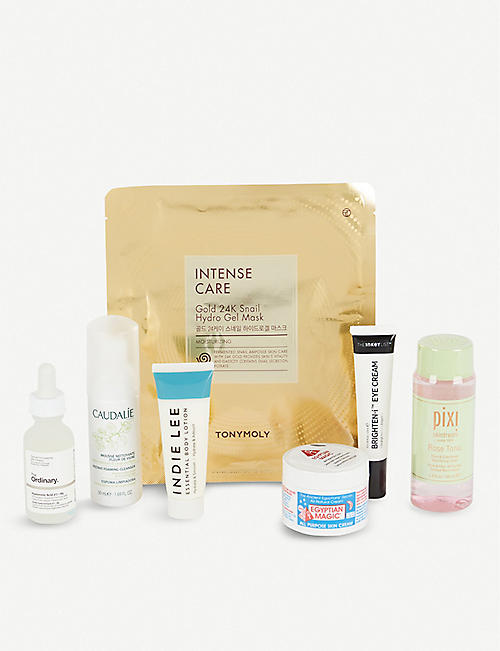 SELFRIDGES Skincare Heroes Set