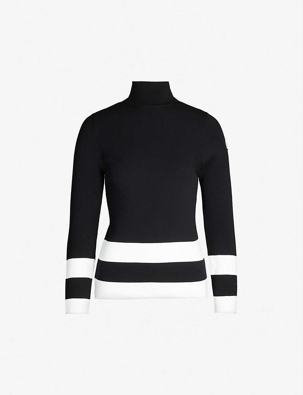 FUSALP: Ubac turtleneck knitted jumper