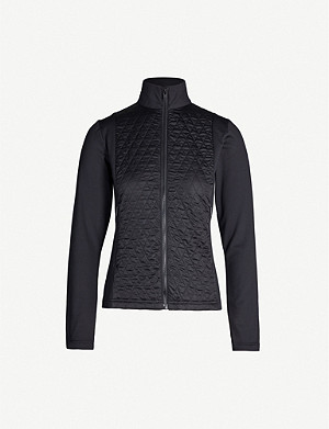 FUSALP Hermine diamond quilted stretch-shell jacket