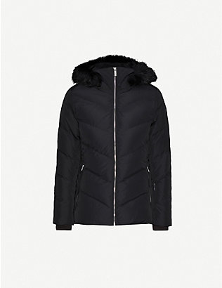 FUSALP: Davai II quilted padded fitted shell jacket