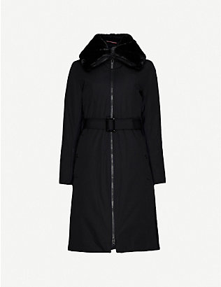 FUSALP: Glieres padded quilted shell coat