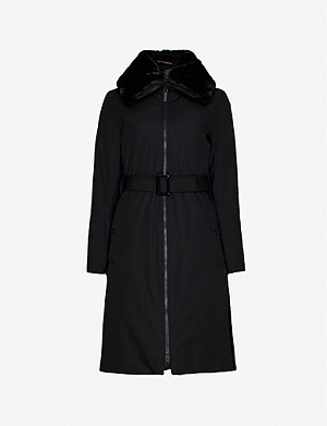 FUSALP Glieres padded quilted shell coat