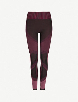 LURV My Goddess stretch knitted leggings