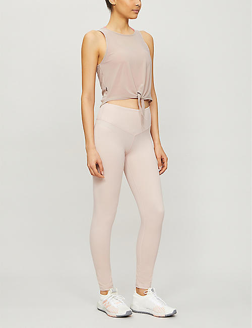 LURV Back to Basics stretch-jersey leggings