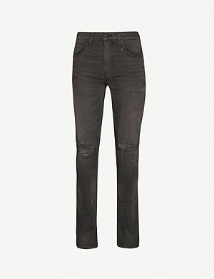 PAIGE Lennox stretch-denim jeans