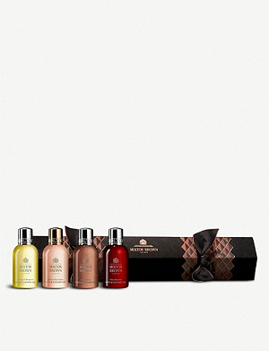 MOLTON BROWN Floral & Chypre Christmas Cracker shower gel gift set