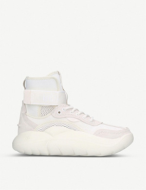 UGG La Cloud canvas trainers