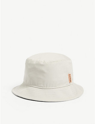 ACNE STUDIOS: Cotton bucket hat