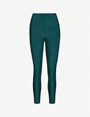 BEACH RIOT Stretch-jersey leggings