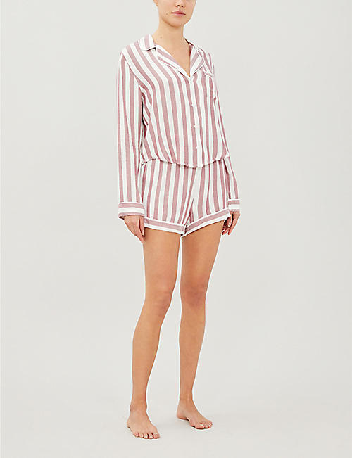 RAILS Kellen flannel pyjama set