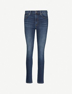BOYISH The Donny skinny high-rise jeans
