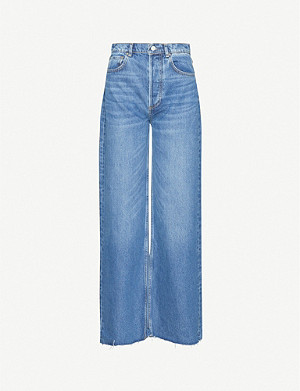 BOYISH The Charley high-rise denim jeans