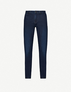 7 FOR ALL MANKIND Slimmy Luxe Performance slim jeans