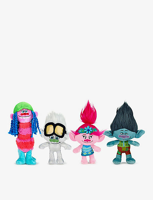 TROLLS: Trolls 2 assorted small soft toy