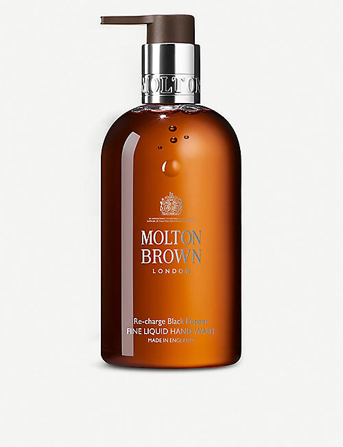 MOLTON BROWN Re-Charge Black Pepper hand wash 300ml