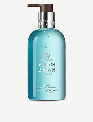 MOLTON BROWN Cyprus & Sea Fennel liquid handwash 300ml