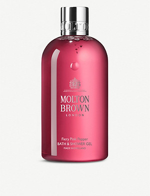 MOLTON BROWN Fiery Pink Pepper Bath & Shower Gel 300ml