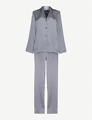 LA PERLA Silk Essence silk-satin pyjama set